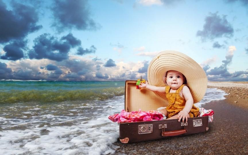 Sfaturi pentru o vacanță reușită cu copilul