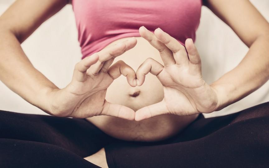 Săptămână a 8-a de sarcină