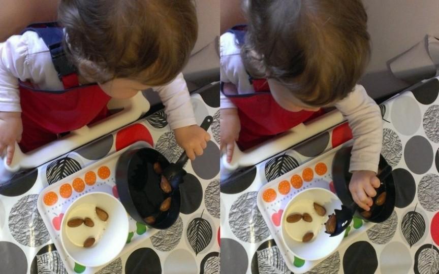 Jocuri Montessori pentru care nu sunt necesare jucării, ai deja totul în casă