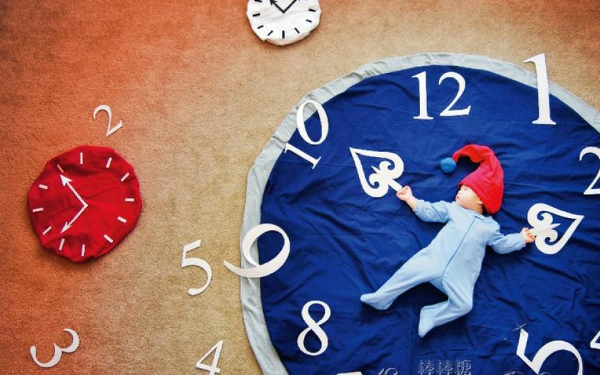 Ce spune ora nașterii despre copilul tău