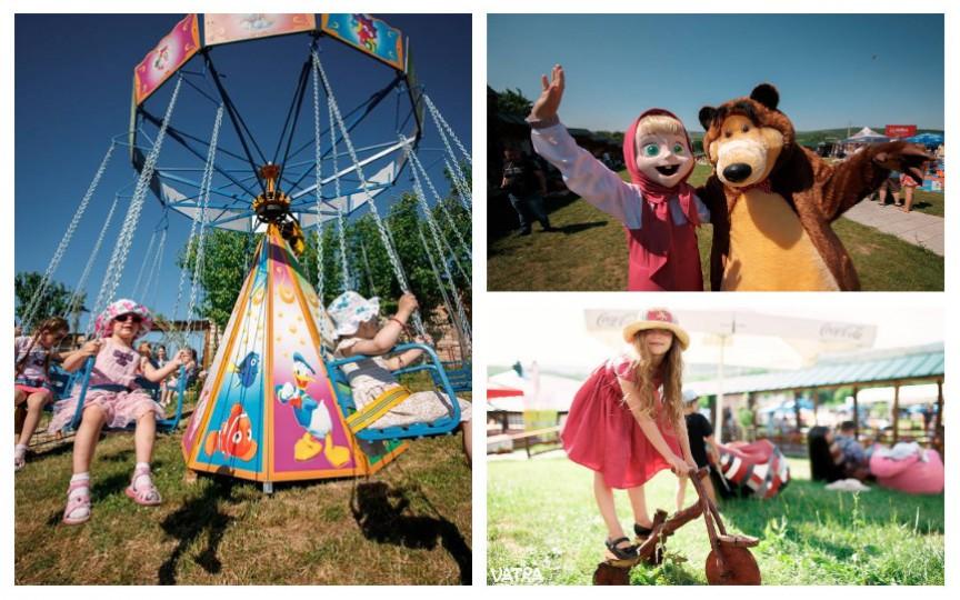 Carnavalul Copiilor 2018. Iată cum puteți petrece minunat de Ziua Copiilor!