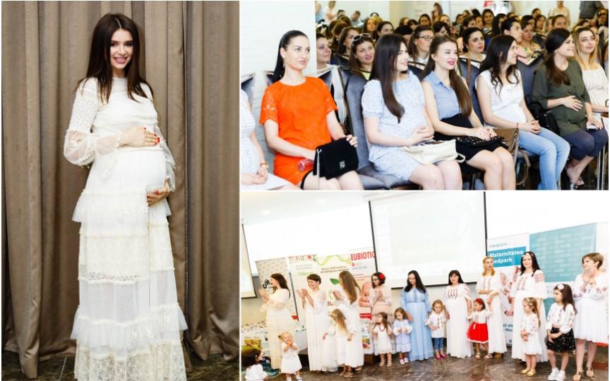 Sala a devenit neîncăpătoare la cel mai recent Festival al graviduțelor organizat de Odoraș