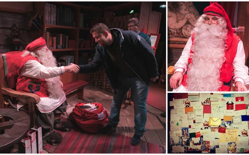 Vezi ce mesaj le-a transmis Moş Crăciun din Laponia copiilor din Moldova