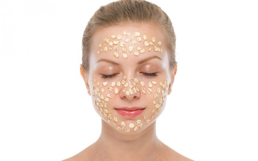 Masca de curățare pe bază de fulgi de ovăz – elixir al frumuseții