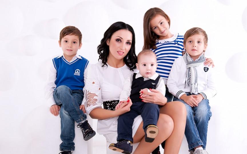 Daniela Balan: Copiii sunt succesul meu!
