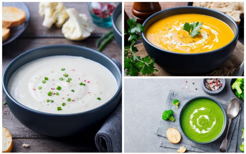 8 rețete de supe potrivite și pentru bebeluși