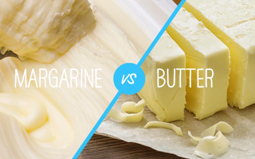Unt sau margarină, ce le dăm copiilor?