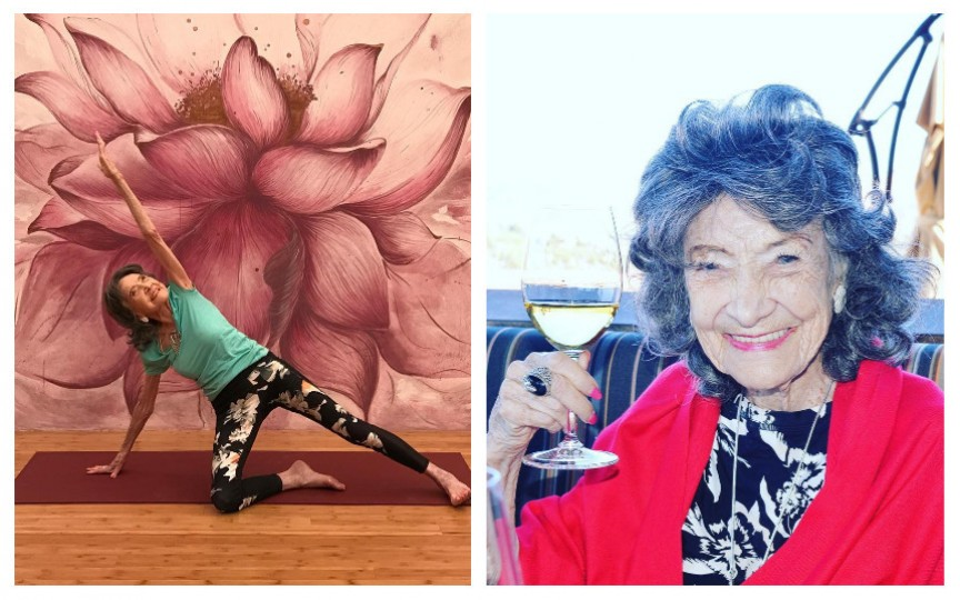 Are 99 de ani și este instructoare de yoga. Vezi cele 5 reguli ale sale pentru o viață lungă și fericită!