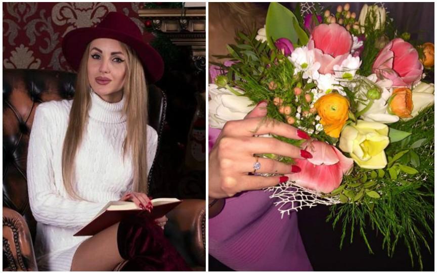 Interpreta Kătălina Rusu a fost cerută în căsătorie!