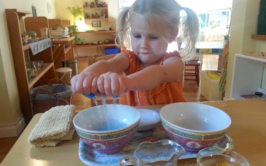 20 de activități Montessori deosebit de atractive pentru copii