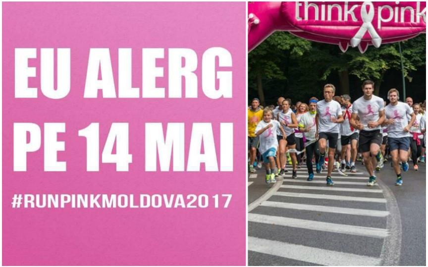 7 motive ca să participi la Maratonul Run Pink în această duminică