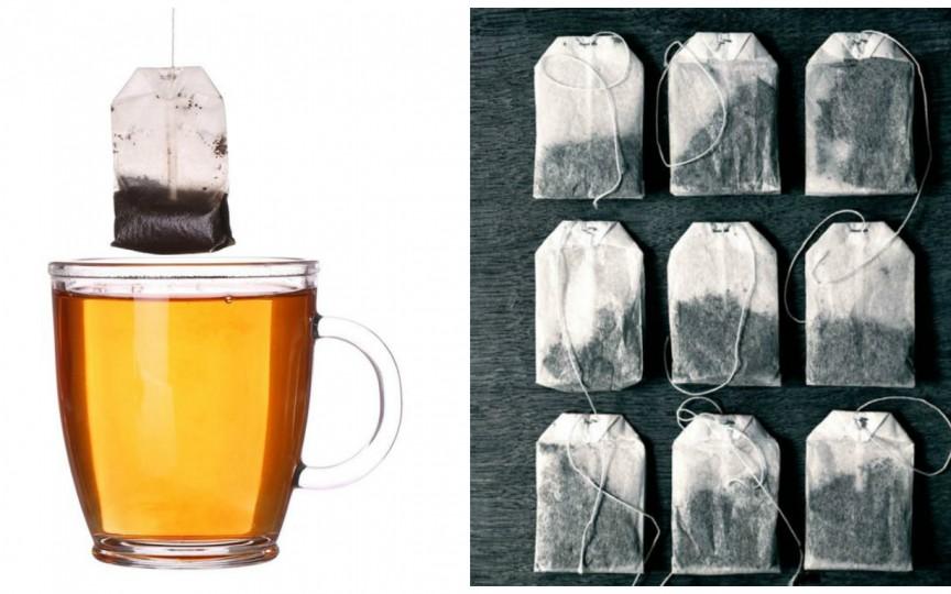 8 moduri de reutilizare a pacheţelelor de ceai