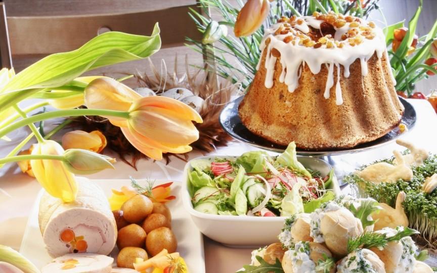 3 idei de meniuri perfecte pentru masa de Paști