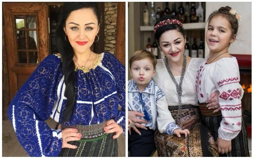 Interpreta Lenuța Gheorghiță și-a schimbat tunsoarea. Arată minunat!