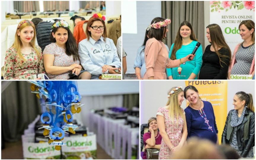 10 motive ca să vii la un eveniment special pentru mame!