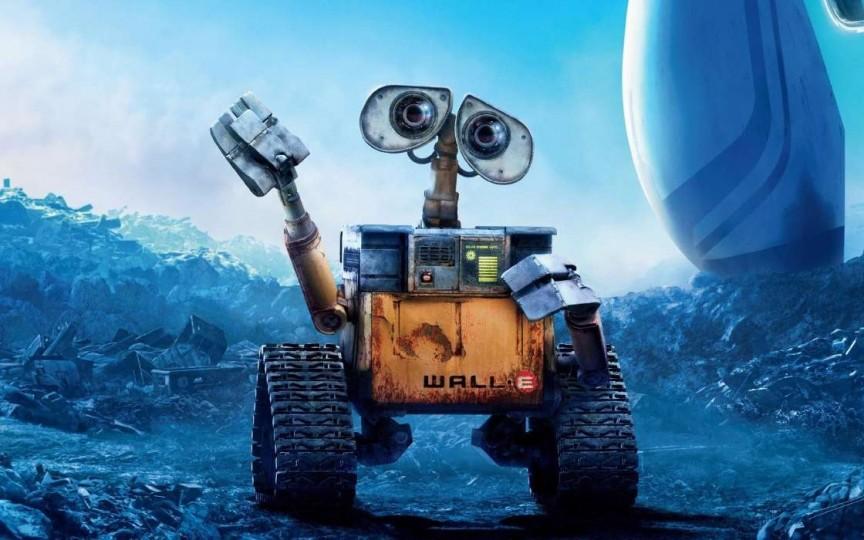 Un desen animat ce trebuie  văzut la orice vârstă – Wall-E