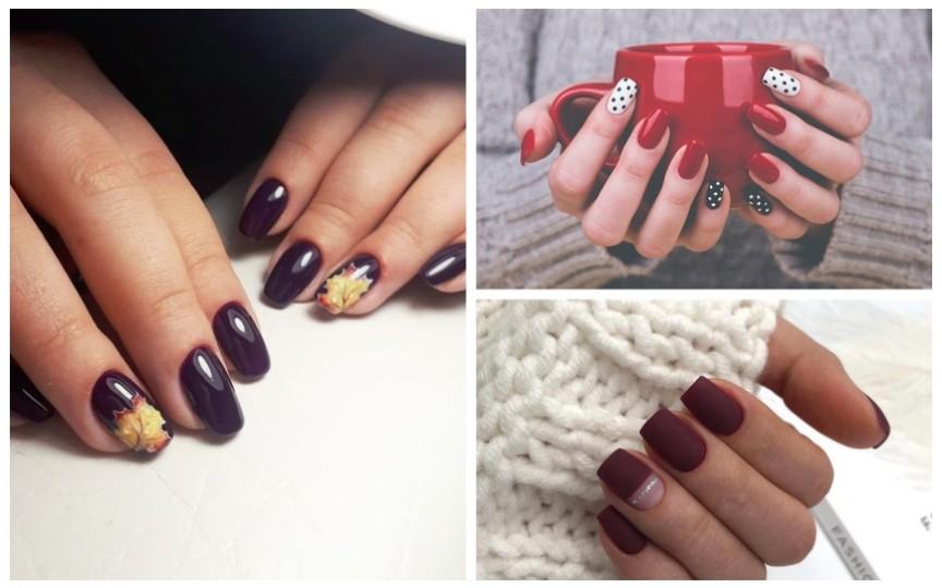 20 de idei pentru o manichiură ideală în sezonul de toamnă: culori și forme potrivite
