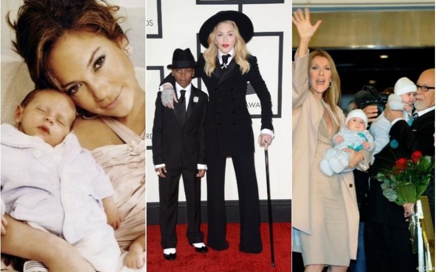 Mai multe femei celebre ne demonstrează că poți naște și după 40 de ani