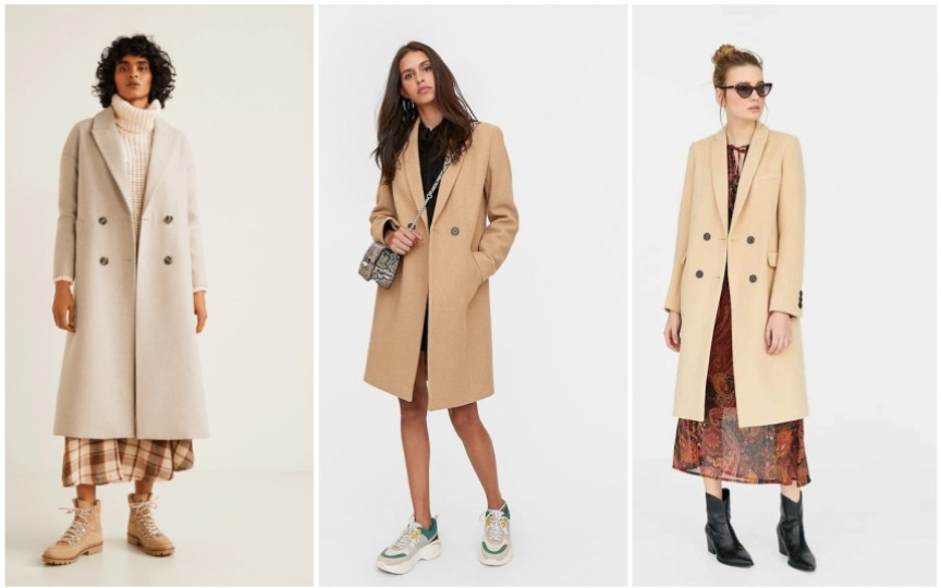 Top 14 modele de paltoane în modă în această primăvară