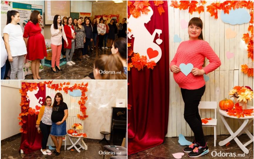 """Invităm graviduțele la """"Toamna de aur"""" marca Odoraș"""
