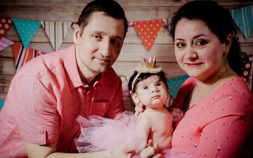 Tatiana Crăciun: La maternitatea din Canada m-a impresionat absolut totul