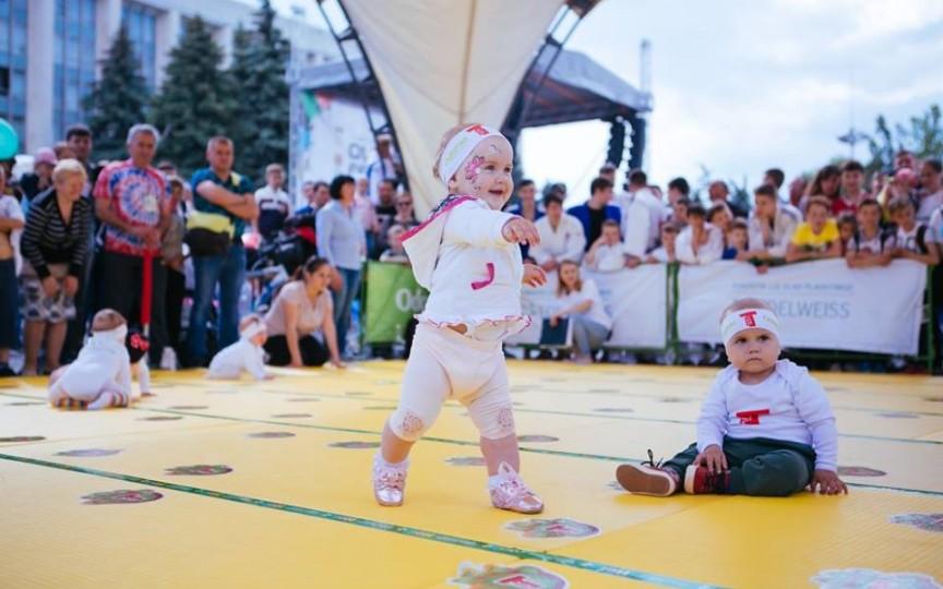 (VIDEO) Iată cum au fost competițiile organizate de Odoraș la Olympic Fest 2017
