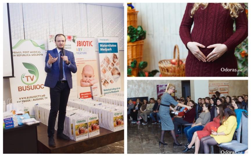 Peste 150 de mămici și graviduțe au participat la Festivalul Gravidelor organizat de Odoraș