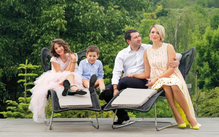 Olesea Ghilaş: Fericirea nu e undeva, fericirea e în interiorul nostru!