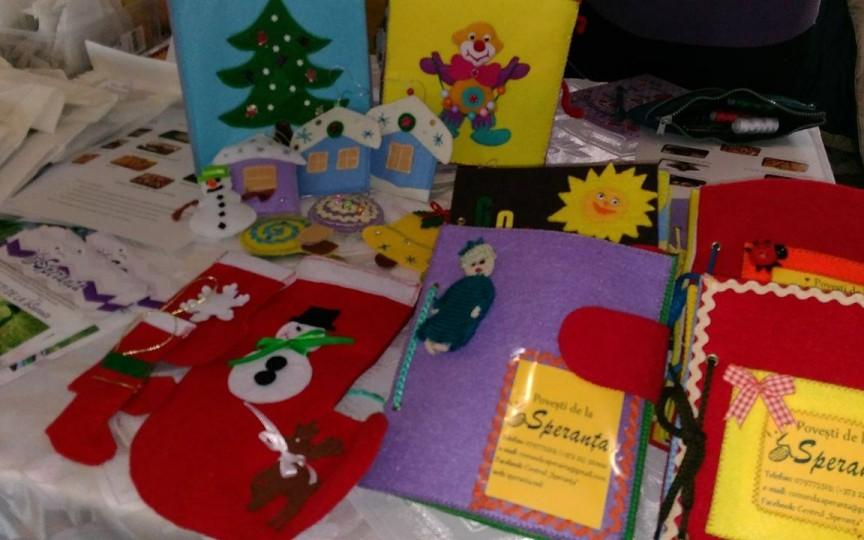 Campanie: Cumperi o jucărie, ajuţi o familie