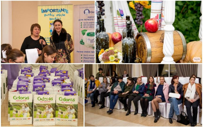Despre sănătatea mamei și a copilului la o nouă Șezătoare organizată de Odoraș