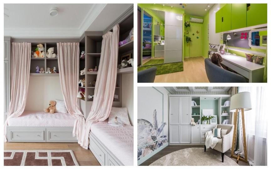 (FOTO) Idei de amenajare a camerei copilului cu mobilier ecologic și fără risc de accidentări BabyProof