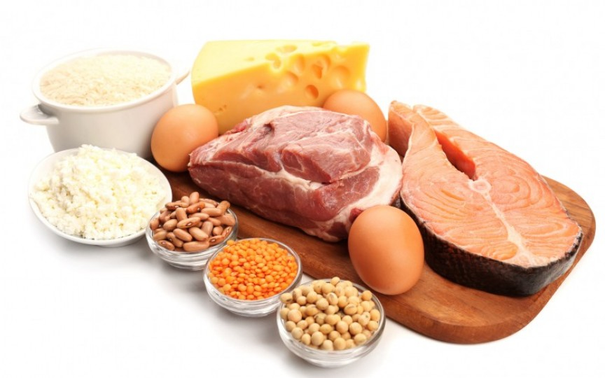 Semnele care arată un deficit de proteine în organism