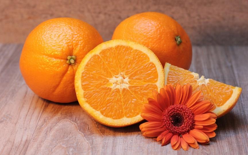 7 beneficii pentru copii ale consumului de portocale