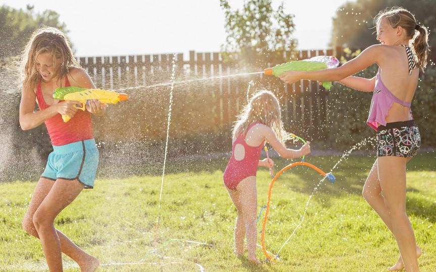 Activităţi creative pentru copii, excelente pentru această vară