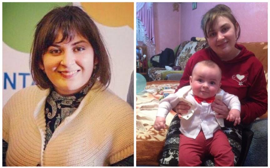 Din cauza dezabilității credea că nu va putea fi mamă. Istoria de viață a unei femei puternice