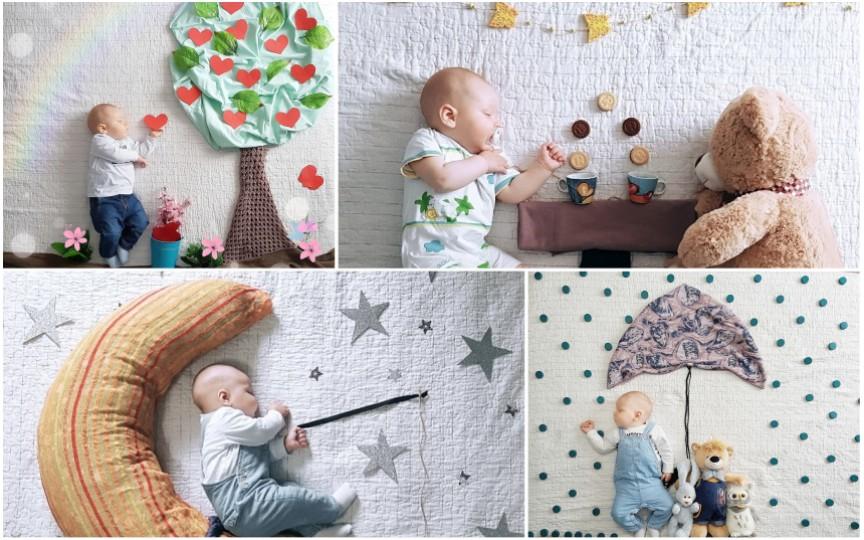 Proiect foto original: Visele copilului în viziunea unei mămici din Moldova