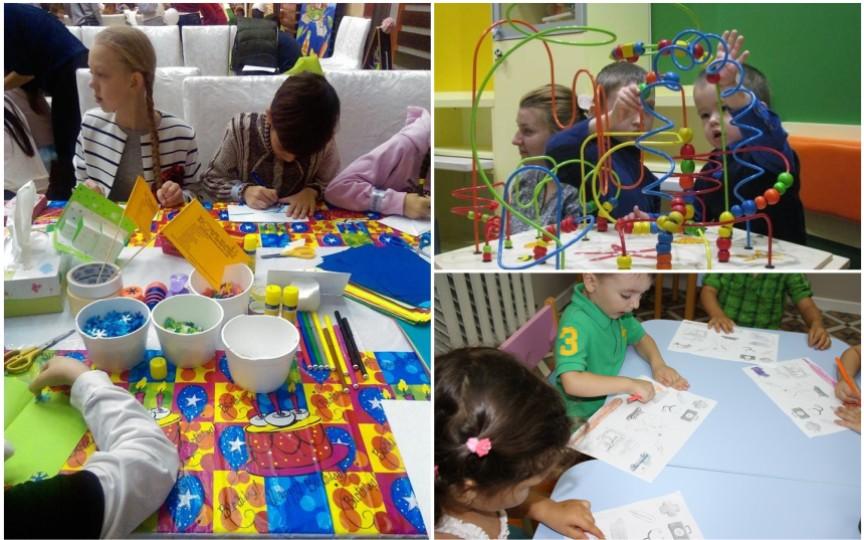 Activitățile educative pot dezvolta inteligenţa copiilor