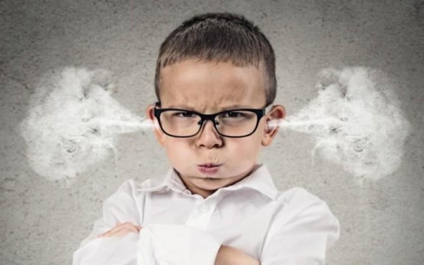 Psiholog: Crizele de furie la copiii mici sunt normale!