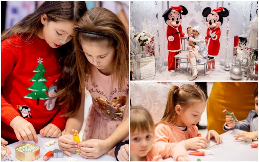 Crăciunul Copiilor 2018: FOTOGRAFII, emoții, detalii