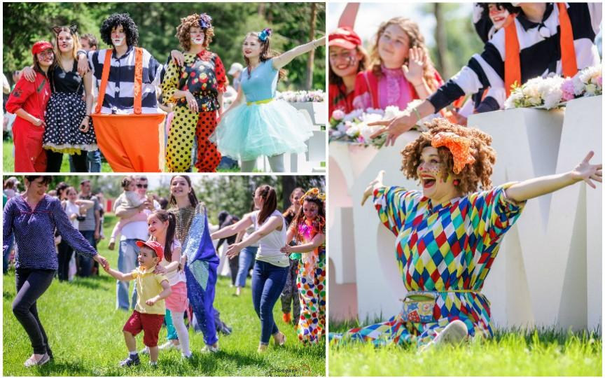 Clounella invită toți copiii la ziua sa de naștere! Se dă mare petrecere în Chișinău