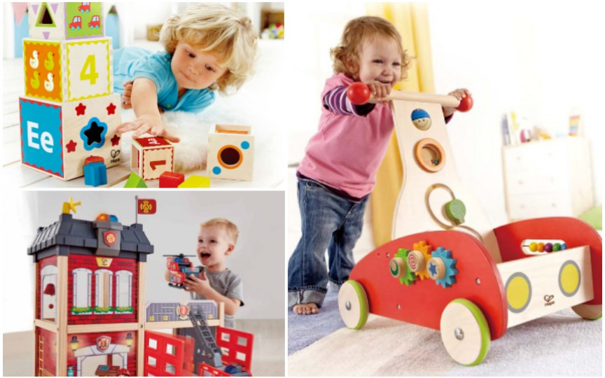 Giraffe Kids  – un nou magazin online de jucării educative pentru copii