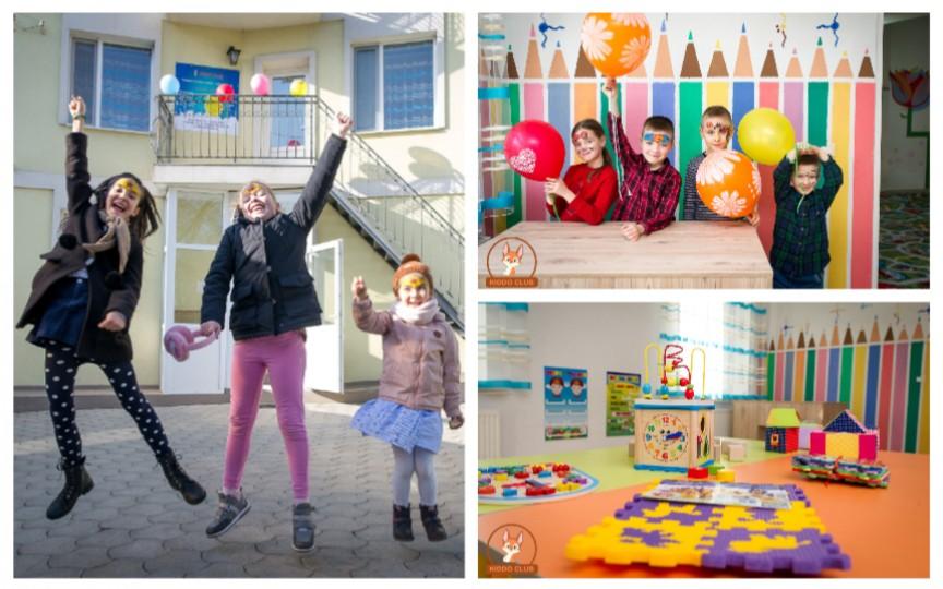 (FOTO) Cel mai modern centru de educație pentru copii, cu program de grădiniță - perfect adaptat părinților