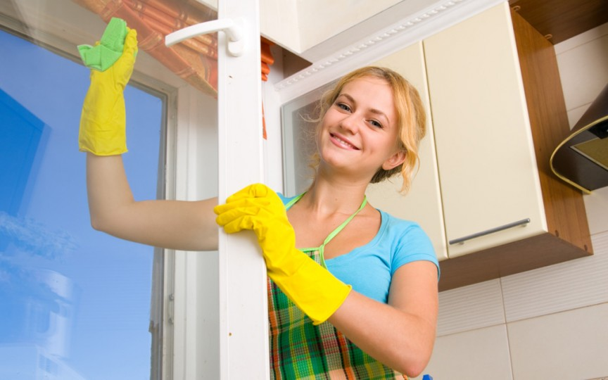 Reguli simple pentru a păstra curăţenia în casă