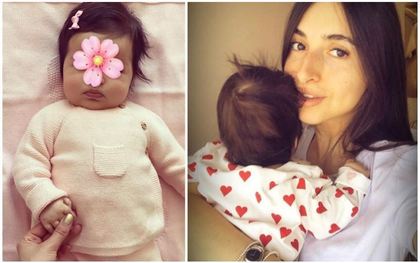 Elena Bivol vorbește despre fiica ei: Mulți spun că seamănă cu tati!
