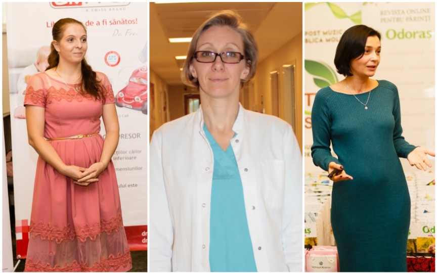 Informații exclusive despre epidurală, de la medic anesteziolog la Festivalul Gravidelor