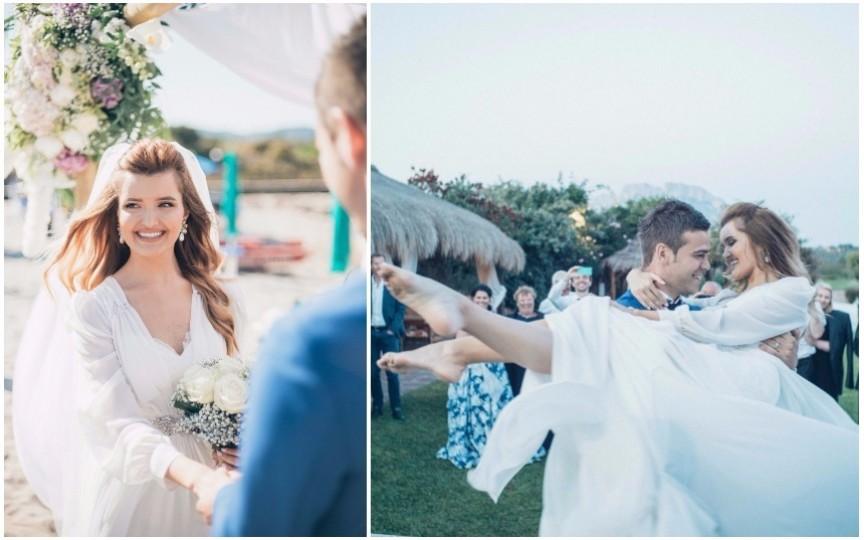 Primele fotografii și detalii intrigante de la nunta Cristinei Gheiceanu