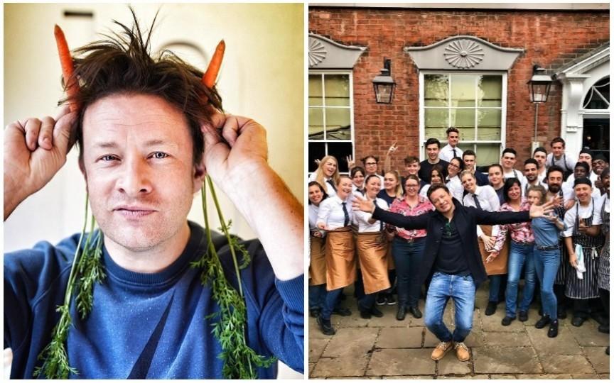 Regulile renumitului bucătar Jamie Oliver privind alimentația sănătoasă a copiilor