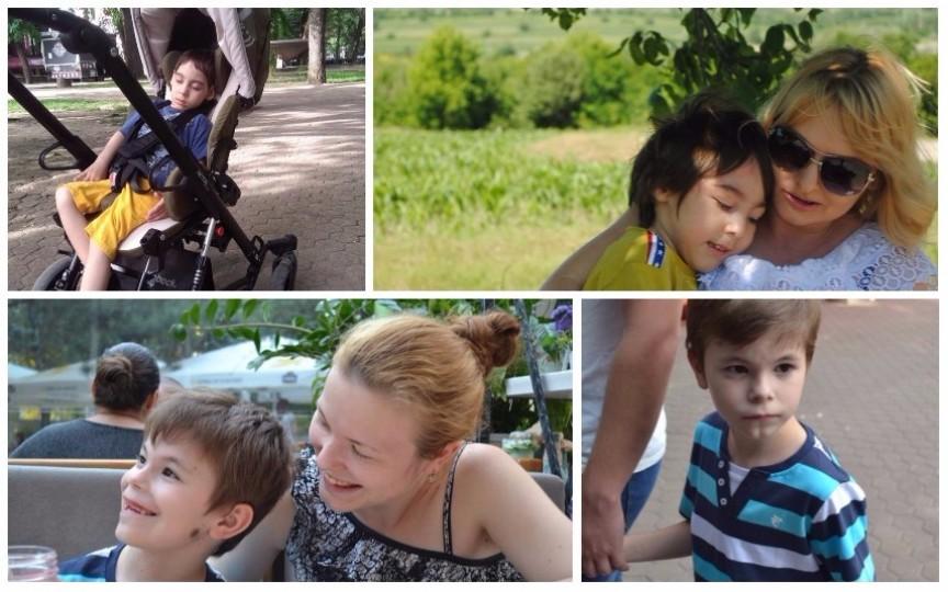 Au mamele cu copii speciali viață socială? Citește povestea impresionantă a două mame