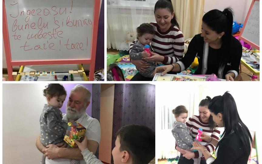 Alexandra Negru a revenit acasă. Vezi ce spun medicii turci despre starea ei de acum