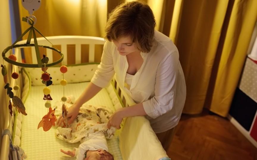 Metoda Ferber: formula magică prin care bebelușul doarme mai bine